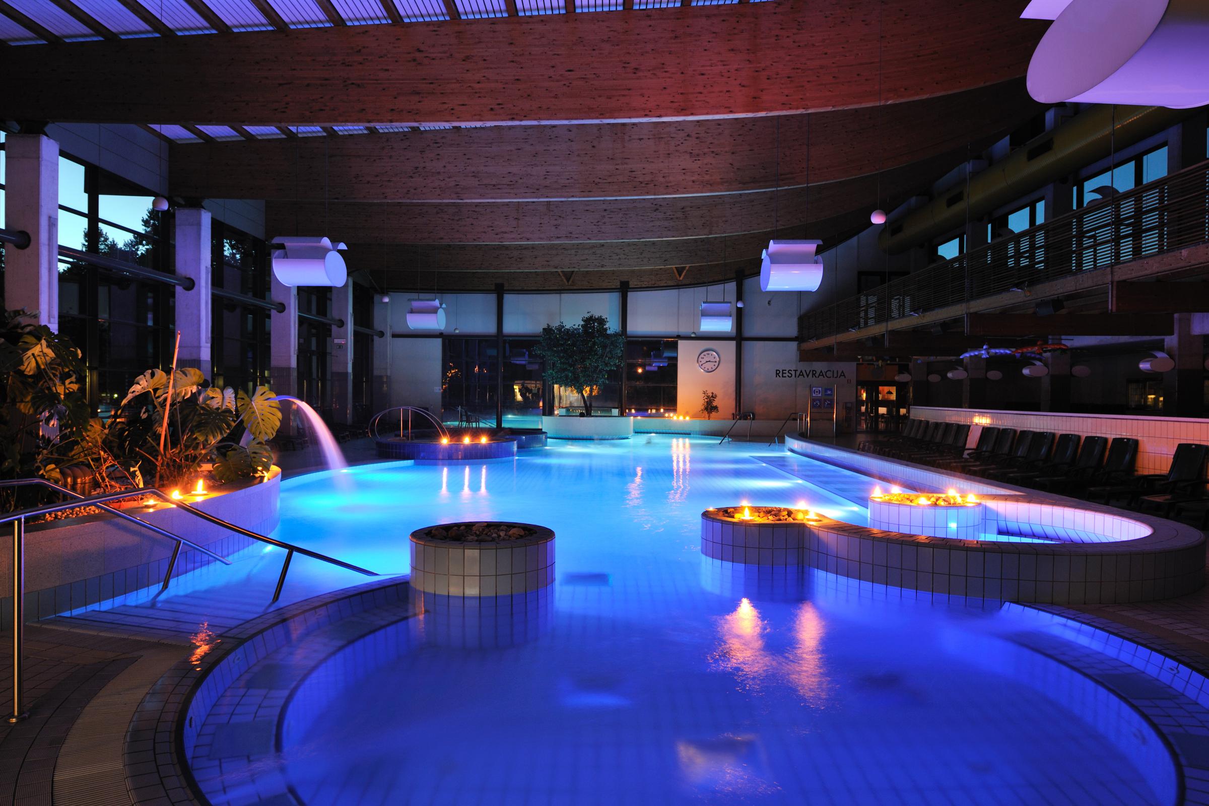 Hotel Balnea e Kristal - Piscina Termale 1